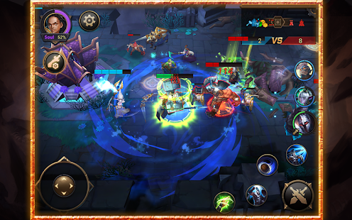 Eternal Arena- screenshot thumbnail