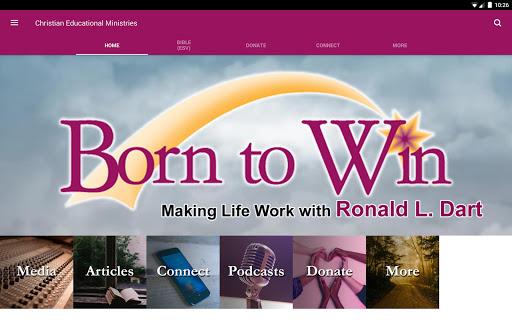 Born to Win with Ronald Dart screenshot 4