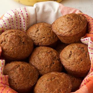 Banana Bread Muffins.