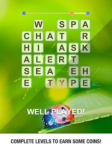 Word Crossing u2219 Crossword Puzzle 2.4.6 screenshots 9