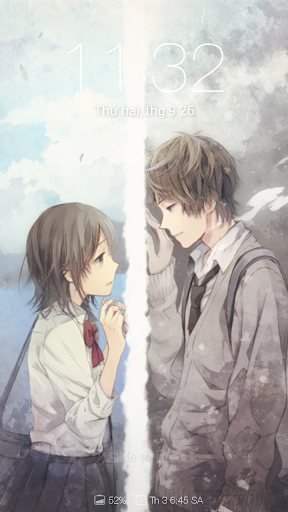 Anime Couple Cute Wallpapers Google Playstore Revenue Download
