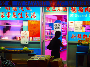 "Photo: ""Meat Market"" ~ NYC © 2011 Skip Hunt :: kaleidoscopeofcolor.com"
