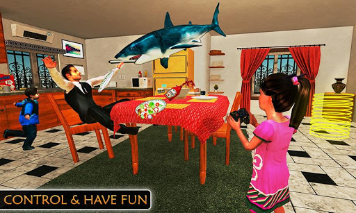 Flying Shark Simulator : RC Shark Games 1.1 screenshots 5
