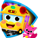 PINKFONG Car Town icon