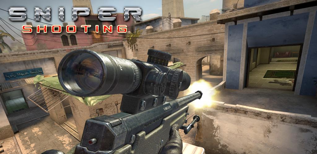 Modern Sniper Gun Shooter War Elite 3D Killer Game