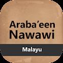 Arabaeen Nawawi Malaysian icon