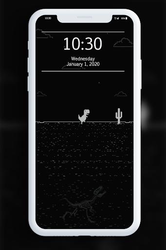 Black Wallpaper 1.1 screenshots 2