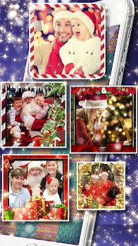 download christmas collage maker new year photo frame apk latest