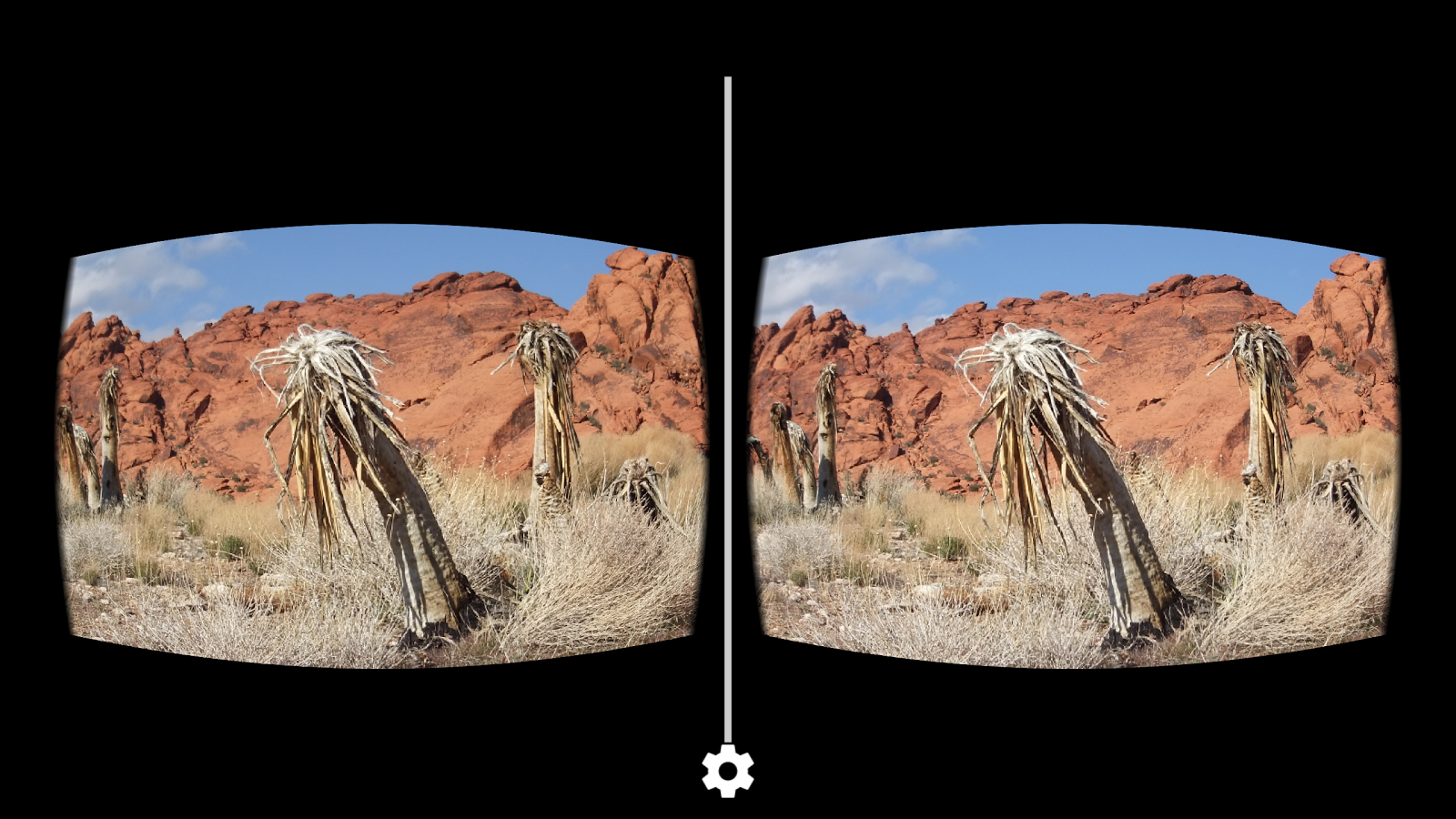MPO Viewer for Cardboard- screenshot