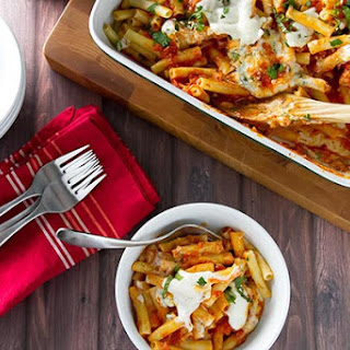 Four Cheese Baked Ziti Recipes