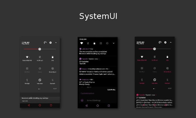 [Substratum] Dark Infusion v6.7 [Patched]