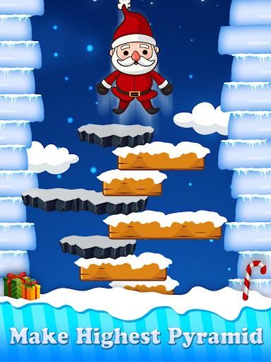 Christmas Santa Claus Jump : The Adventure Game 1.0 screenshots 2