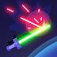 Laser Blast 3D icon