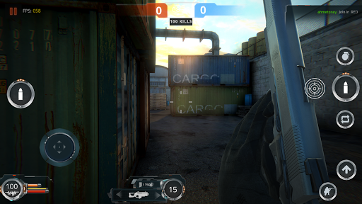 Alone Wars: Multiplayer FPS Battle Royale 1.5 screenshots 3