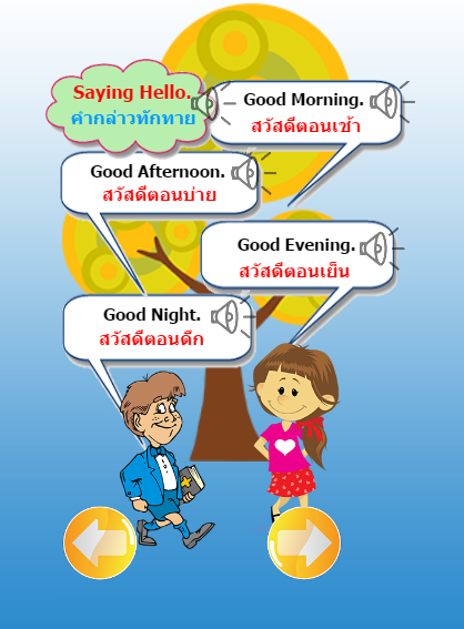 English conversation beginners- screenshot