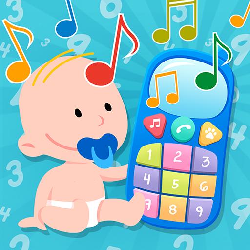 Telefone celular para Bebês Portugues (game)