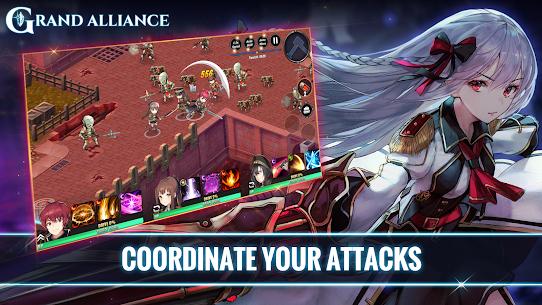 Grand Alliance MOD (God Mode) 1