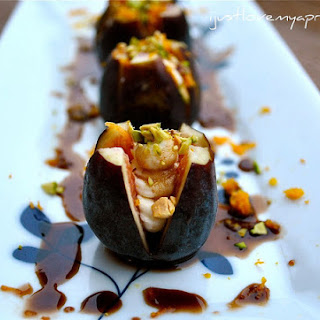 Fresh Figs With Balsamic Vinegar Recipes
