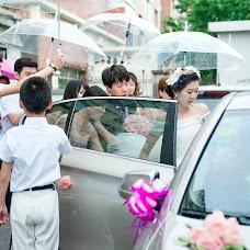婚礼摄影师Gang Sun(GangSun)。03.07.2016的照片