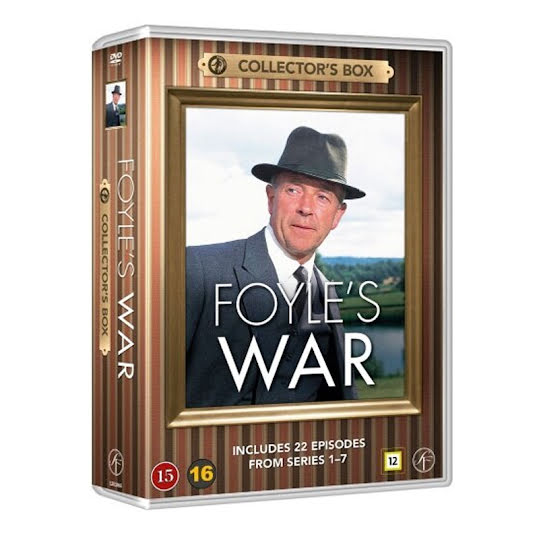 Foyles War: Collectors Box - Season 1-7