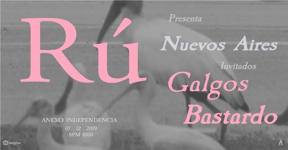 Rú – Nuevos Aires