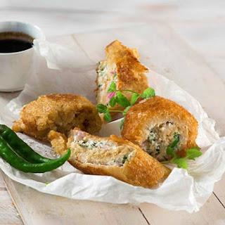 Dahi ki Sholay | Monsoon Crispy Tea Time Snacks