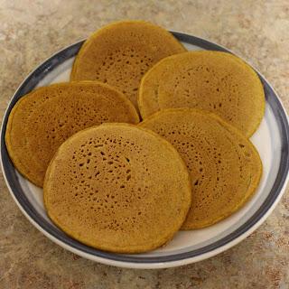 Pumpkin Pancake Perfection
