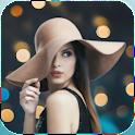 Blur Bokeh Background icon