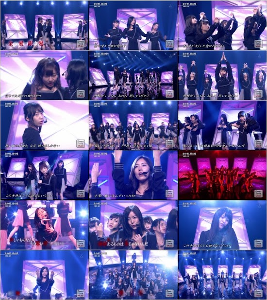 (TV-Music)(1080i) SKE48 Part – Good Time Music 160830