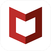 McAfee Mobile Security & -lås