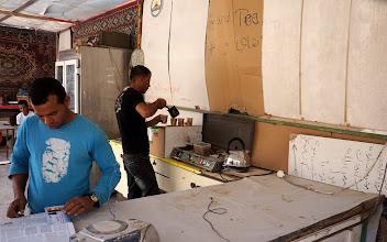 Photo: Making Turkish Coffee
