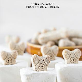 Frozen Dog Treats.