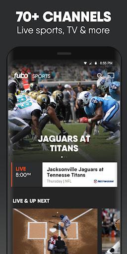 fuboTV: Watch Live Sports & TV Apk 1