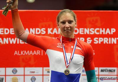 Nederlandse kampioene heeft een nieuwe ploeg gevonden: ze heeft een contract tot 2024 ondertekend bij een WorldTour-ploeg