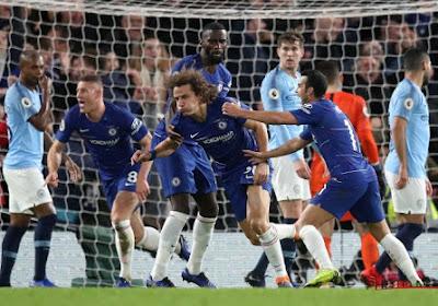 ? Chelsea et Eden Hazard renversent Manchester City, une première pour Sarri