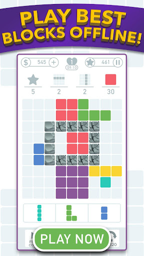 Best Blocks - Free Block Puzzle Games screenshots 10