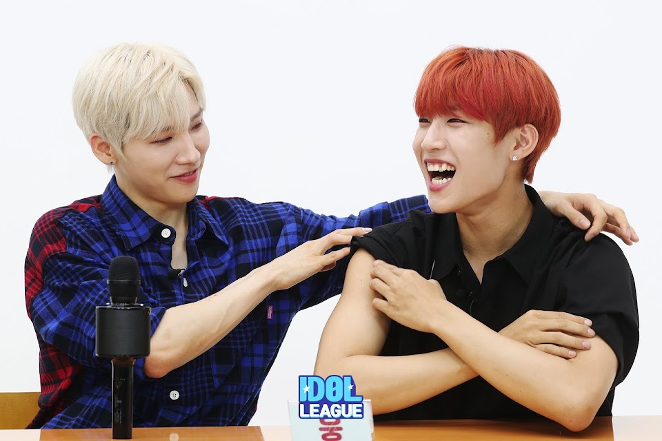 Woojin and Woong AB6IX