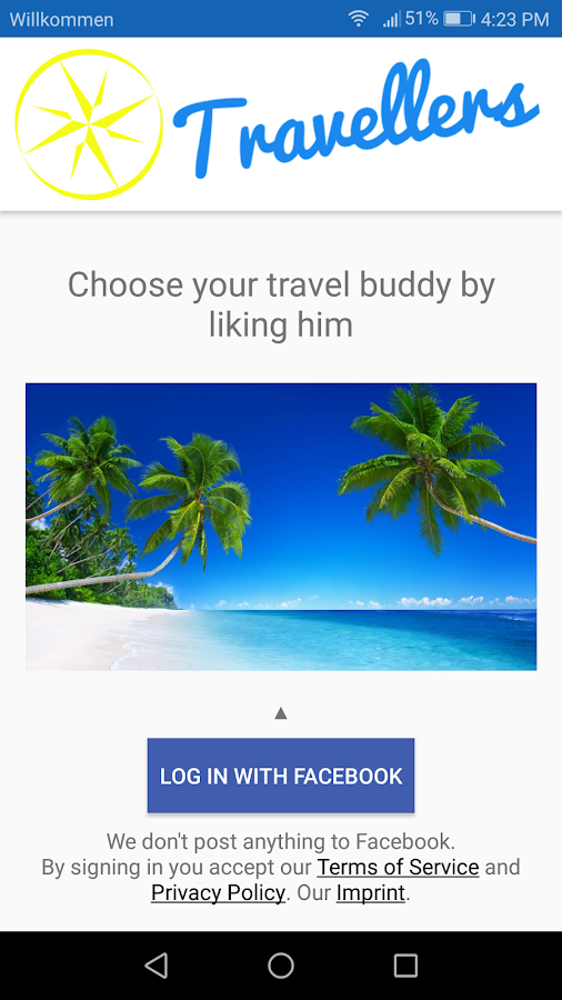 Travellers App - Travel and meet locals- screenshot