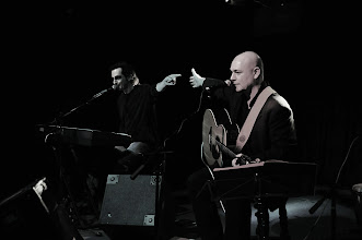 Photo: John and Lewis Nitikman