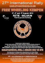 Photo: Free Wheeling Kempen 2012