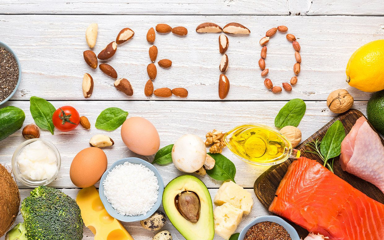 ketosis is helpful in maintaining health