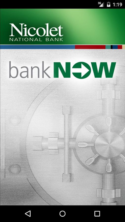 Nicolet Bank bankNow -...