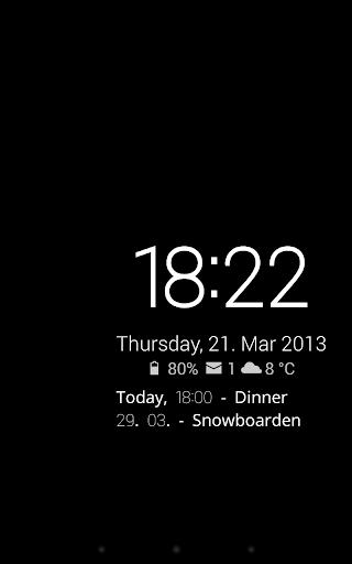 Lucid - DayDream Screensaver 2.0.1 screenshots 2
