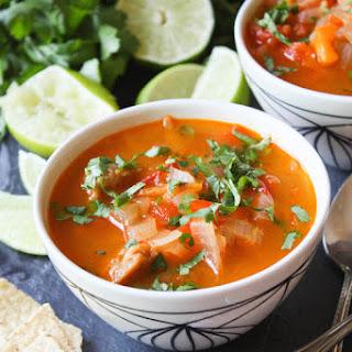 Chick'n Tortilla Soup