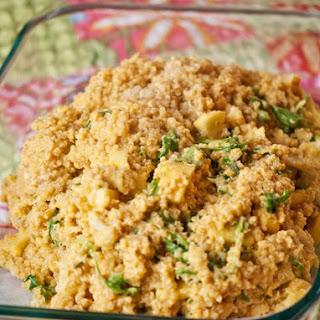 Healthy Vegan Gluten-Free Quinoa Casserole.