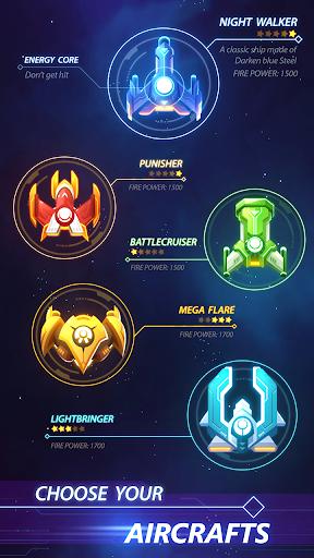 Monster Strike: Revenge of Space Defenders 0.5.4 screenshots 4