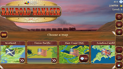 Railroad Manager 3 apkpoly screenshots 8