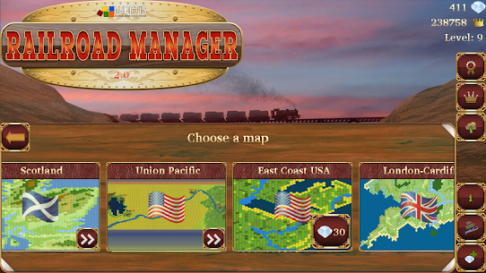 Railroad Manager 3 8