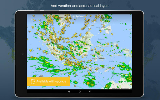 Flightradar24 Flight Tracker 7.4.1 screenshots 9
