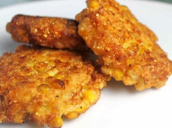 Mom Josette's Corn Fritters Recipe